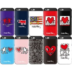 SKINU x Keith Haring 카드수납케이스