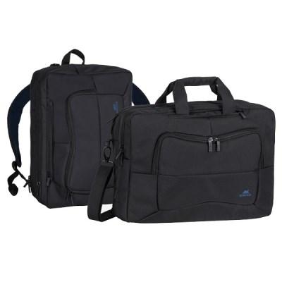 백팩 겸 숄더형 16형 노트북 가방 RIVACASE 8490