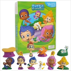 BUBBLE GUPPIES MY BUSY BOOK