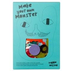 [도나윌슨_Donna Wilson]Make Your Own Monster Kit