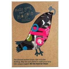 [도나윌슨_Donna Wilson]Make Your Own Magpie Kit