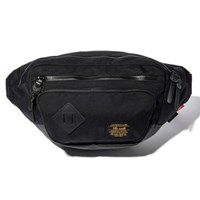 COMFORT 5L. WAIST BAG - BLACK_(823225)