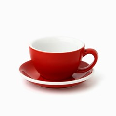 [ACME] LATTE CUP_RED
