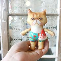 한뼘사이즈 DIY인형패키지 - 금이(13cm)