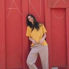 Pablo T-shirts_Yellow