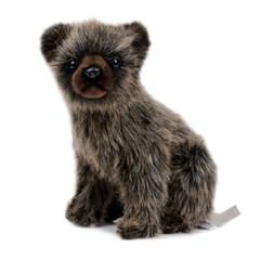 7041 그리즐리 곰 동물인형/24cm.H