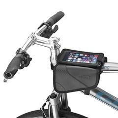 자전거 탑튜브 가방 (생활방수 스마트폰 거치 가능) -대만산)