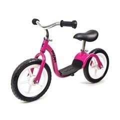 [카잠] 밸런스바이크 v2e (핑크)페달없는 유아 자전거_(672436)