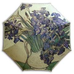 [ART] 고흐_Vase with Irise UV자외선차단 양산