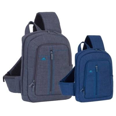 13.3형 노트북 슬링 백팩 가방 RIVACASE 7529