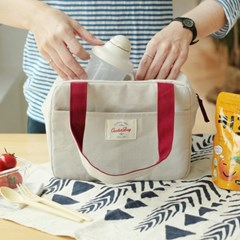 COOLER BAG lunch_이널 보냉 런치백