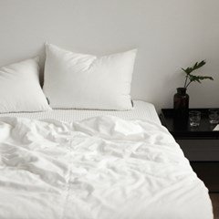 Bedding set(cotton) - 30 바이오워싱 화이트 Q