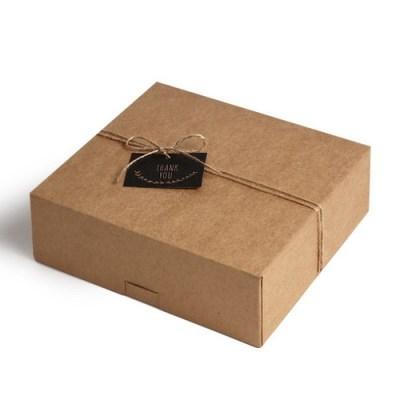 크라프트 선물상자2호(3개)