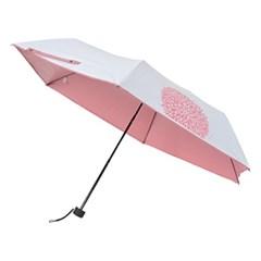 [日本마부 정품] 99.9% UV차단 양산겸용 우산 White