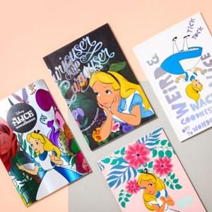 [Disney]Alice in Wonderland_Note (5권세트)