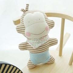 (태교바느질DIY)유기농 아기 원숭이 애착인형 만들기