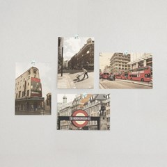 I LOVE LONDON - Post card