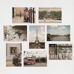 I LOVE PARIS - Post card