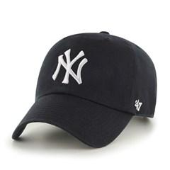[47브랜드] MLB모자 뉴욕 양키즈 블랙