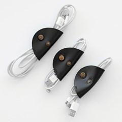 Circle Cable Clip 모듈 케이블정리(3set)