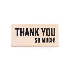 [심플] THANK YOU SO MUCH!