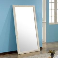 [로쏘] 모던원목대형거울