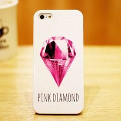 주문제작 핑크다이아몬드 케이스 다기종