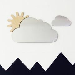 Always Sunny 구름 3P 세트 디자인 거울