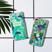 [Disney]Jungle Book_아이폰6/6S 투명케이스
