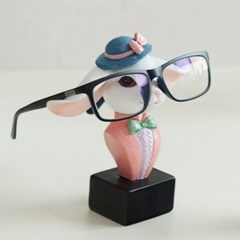 안경거치대 토끼 안경걸이
