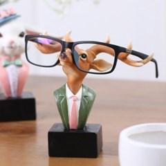 안경거치대 사슴 안경걸이