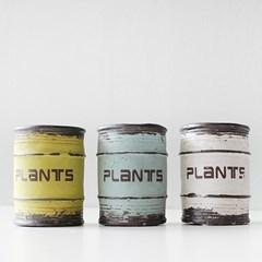 빈티지 PLANTS 토분
