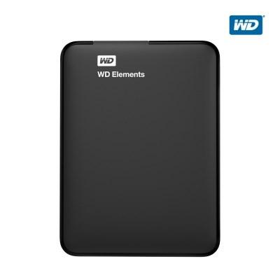 WD 외장하드 WD NEW Elements Portable 3TB