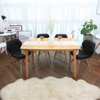 디센 큐브 비비나 2인 식탁세트(의자 2개포함)_(10547918)