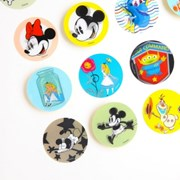 [Disney]Circle Sticker