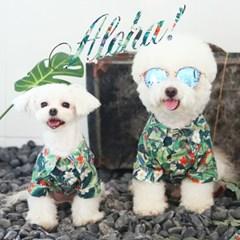 알로하 하와이안 셔츠