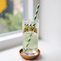 커먼키친 Retro Aloha glass with Kangyang