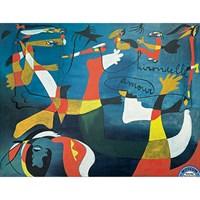 1000조각 직소퍼즐▶ 호안 미로 - 사랑을 삼키다 (EU6-0859)