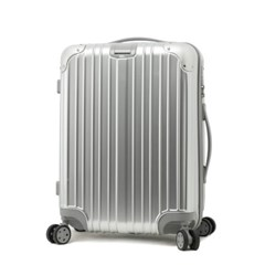 [EDDAS]에다스 EP-308 20사이즈 메탈릭실버 기내용 여행용 캐리어