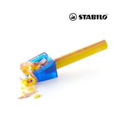 스타빌로 우디 Woody 색연필 깎이