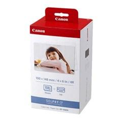 Canon KP-108IN 캐논 셀피 108매 엽서 사이즈 용지
