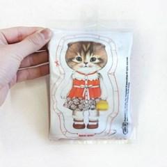 키링만들기 D.I.Y패키지 - 꽃치마마롱