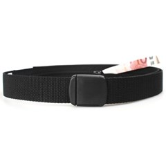 [TCUBE] 소매치기방지 시크릿 안전지갑 벨트(max 38 inch) - M size