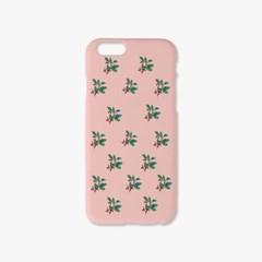 [베블]BBH-0062 열매 잎사귀 로즈퀄츠 하드케이스_(11983090)