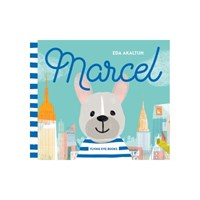 [다락룸] Marcel by Flying Eye Books