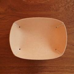 아르프 가죽트레이 (Arp leather tray) (M)