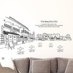 idc263-카페의 거리(초대형)