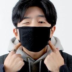 [패션마스크] 쟈가드불꽃(4컬러)