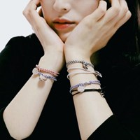 [기부팔찌]adopt, don`t buy bracelet&anklet