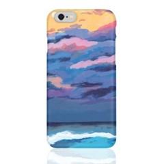 폰케이스 / purple clouds